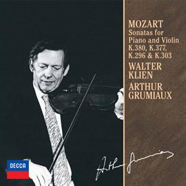 アルテュール・グリュミオー - モーツァルト:ヴァイオリン・ソナタ第24番・第27番・第33番・第36番