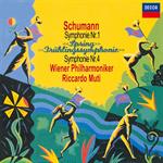 シューマン:交響曲第1番《春》、第4番