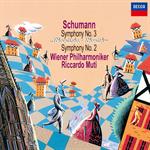シューマン:交響曲第2番、第3番《ライン》