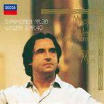 モーツァルト:交響曲第40番、第36番《リンツ》