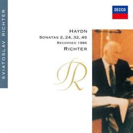 スヴャトスラフ・リヒテル - ハイドン:ピアノ・ソナタ第32番・第24番・第46番・第2番