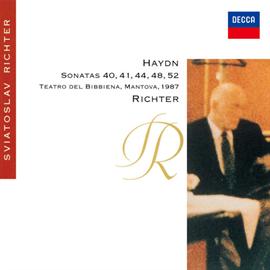 スヴャトスラフ・リヒテル - ハイドン:ピアノ・ソナタ第44番・第40番・第41番・第48番・第52番