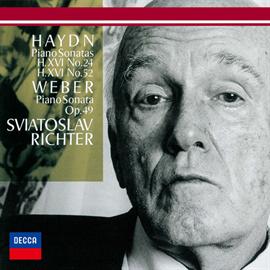 スヴャトスラフ・リヒテル - ハイドン:ピアノ・ソナタ第24番・第52番、他