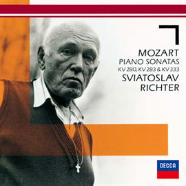 スヴャトスラフ・リヒテル - モーツァルト:ピアノ・ソナタ第2番・第13番・第5番