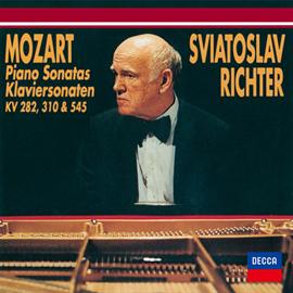 スヴャトスラフ・リヒテル - モーツァルト:ピアノ・ソナタ第4番・第15番・第8番