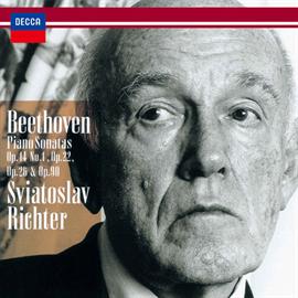 スヴャトスラフ・リヒテル - ベートーヴェン:ピアノ・ソナタ第9番・第11番・第12番・第27番