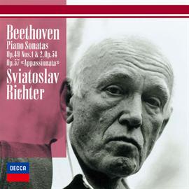 スヴャトスラフ・リヒテル - ベートーヴェン:ピアノ・ソナタ第19番・第20番・第22番・第23番《熱情》