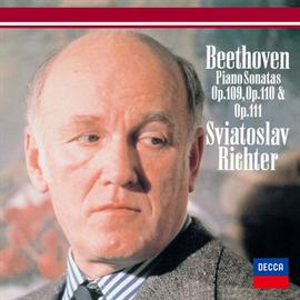 スヴャトスラフ・リヒテル - ベートーヴェン:ピアノ・ソナタ第30番・第31番・第32番