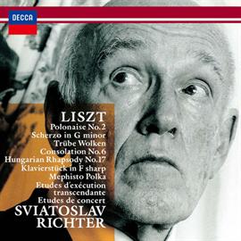 スヴャトスラフ・リヒテル - リスト:超絶技巧練習曲集、ため息