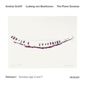 アンドラーシュ・シフ - ベートーヴェン:ピアノ・ソナタ集 第1巻