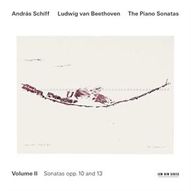 アンドラーシュ・シフ - ベートーヴェン:ピアノ・ソナタ集 第2巻