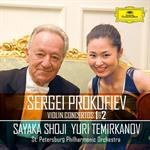 プロコフィエフ:ヴァイオリン協奏曲第1番・第2番