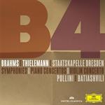 ブラームス:交響曲全集、協奏曲集