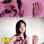 ベートーヴェン:ヴァイオリン・ソナタ第5番《春》、第6番&第10番