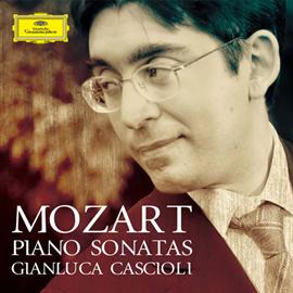 ジャンルカ・カシオーリ - モーツァルト:ピアノ・ソナタ第8番、第13番、第17番、他