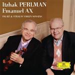 イツァーク・パールマン - フォーレ&シュトラウス:ヴァイオリン・ソナタ