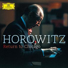 ヴラディーミル・ホロヴィッツ - ホロヴィッツ - ライヴ・イン・シカゴ1986