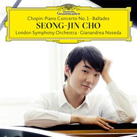 チョ・ソンジン - ショパン:ピアノ協奏曲第1番、バラード第1番-第4番