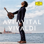 アヴィ・アヴィタル - ヴィヴァルディ:マンドリン協奏曲