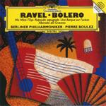 ピエール・ブーレーズ - ラヴェル:ボレロ、スペイン狂詩曲、他