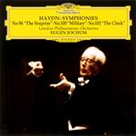 ハイドン:交響曲 《驚愕》 《軍隊》 《時計》
