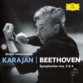 ヘルベルト・フォン・カラヤン - ベートーヴェン:交響曲第5番《運命》・第6番《田園》
