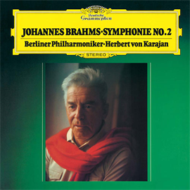 ヘルベルト・フォン・カラヤン - ブラームス:交響曲第2番・第3番
