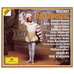 ヘルベルト・フォン・カラヤン指揮ベルリン・フィルハーモニー管弦楽団 - モーツァルト:歌劇《ドン・ジョヴァンニ》