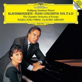 マリア・ジョアン・ピリス - モーツァルト:ピアノ協奏曲第17番・第21番