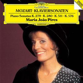 マリア・ジョアン・ピリス - モーツァルト:ピアノ・ソナタ第1番・2番・9番・17番