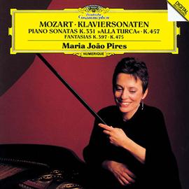 マリア・ジョアン・ピリス - モーツァルト:ピアノ・ソナタ第11番《トルコ行進曲付き》、第14番、他