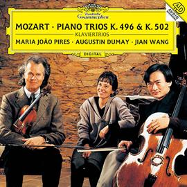 マリア・ジョアン・ピリス - モーツァルト:ピアノ三重奏曲第1番・2番・3番