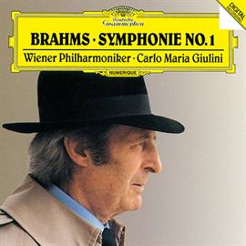 カルロ・マリア・ジュリーニ - ブラームス:交響曲第1番