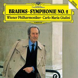 カルロ・マリア・ジュリーニ - ブラームス:交響曲第2番