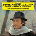 ドヴォルザーク:交響曲第9番《新世界より》|シューベルト:交響曲第8番《未完成》