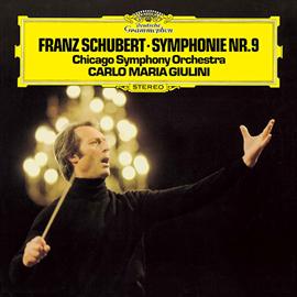 カルロ・マリア・ジュリーニ - シューベルト:交響曲第9番《ザ・グレイト》