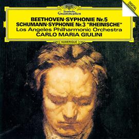 カルロ・マリア・ジュリーニ - ベートーヴェン:交響曲第5番《運命》|シューマン:交響曲第3番《ライン》