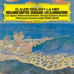 ドビュッシー:交響詩《海》|ブリテン:セレナーデ、イリュミナシオン
