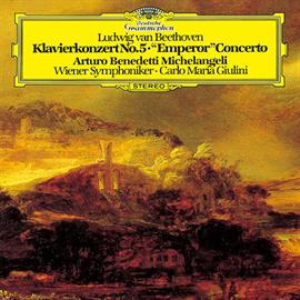 カルロ・マリア・ジュリーニ - ベートーヴェン:ピアノ協奏曲第5番《皇帝》