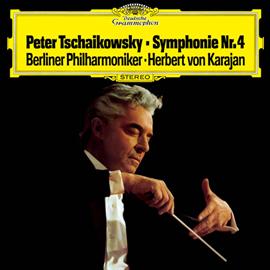 ヘルベルト・フォン・カラヤン - チャイコフスキー:交響曲第4番、弦楽セレナード