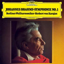 ヘルベルト・フォン・カラヤン - ブラームス:交響曲第1番