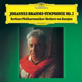 ヘルベルト・フォン・カラヤン - ブラームス:交響曲第2番、悲劇的序曲