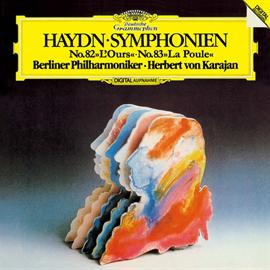 ヘルベルト・フォン・カラヤン - ハイドン:交響曲第82番《熊》・第83番《めんどり》