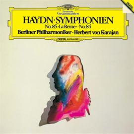 ヘルベルト・フォン・カラヤン - ハイドン:交響曲第84番・第85番《王妃》