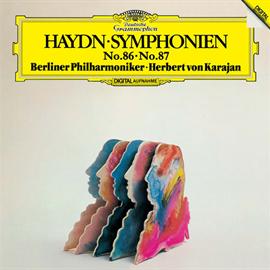 ヘルベルト・フォン・カラヤン - ハイドン:交響曲第86番・第87番