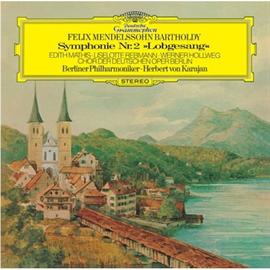 ヘルベルト・フォン・カラヤン - メンデルスゾーン:交響曲第2番《讃歌》