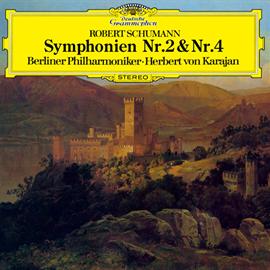 ヘルベルト・フォン・カラヤン - シューマン:交響曲第2番・第4番