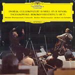 ヘルベルト・フォン・カラヤン - ドヴォルザーク:チェロ協奏曲/チャイコフスキー:ロココの主題による変奏曲