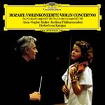 ヘルベルト・フォン・カラヤン - モーツァルト:ヴァイオリン協奏曲第3番・第5番《トルコ風》