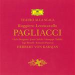 ヘルベルト・フォン・カラヤン - レオンカヴァルロ:歌劇《道化師》